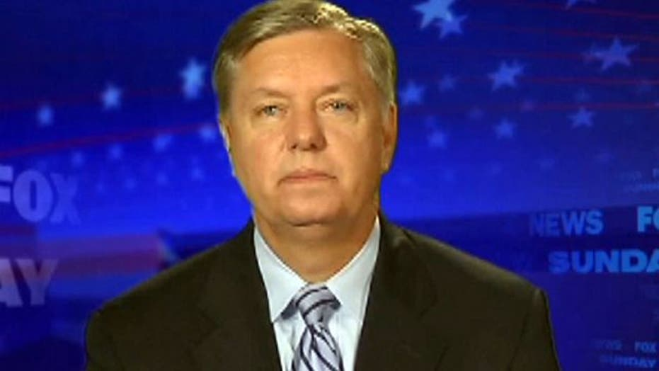 Sen. Lindsey Graham on Foreign Policy Challenges