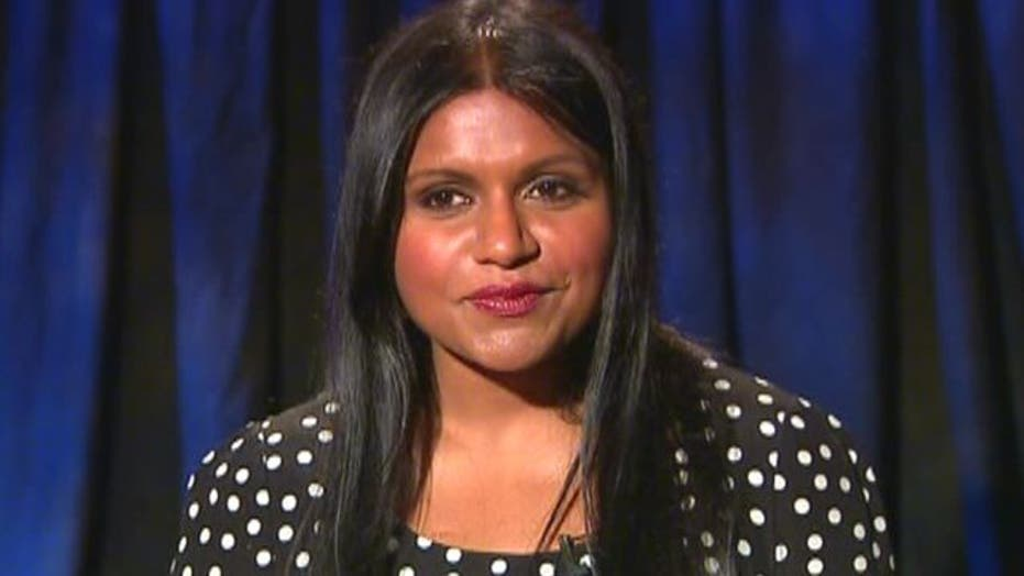 Mindy Kaling steps out of 'The Office'