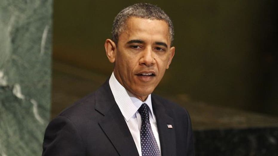 Obama to UN: 'America will never retreat from the world'
