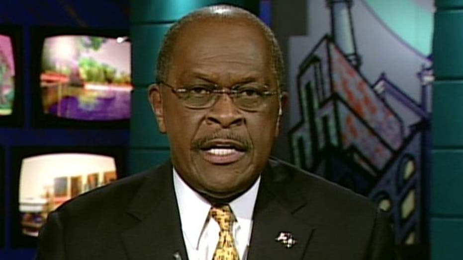 Cain: 'It's simply a failure of leadership'