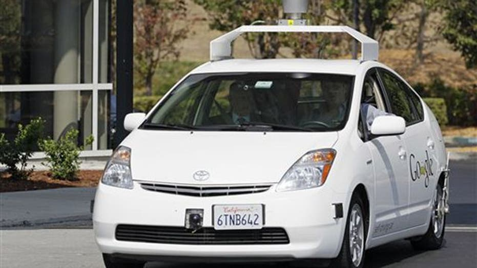 California paves the way for self-driving cars