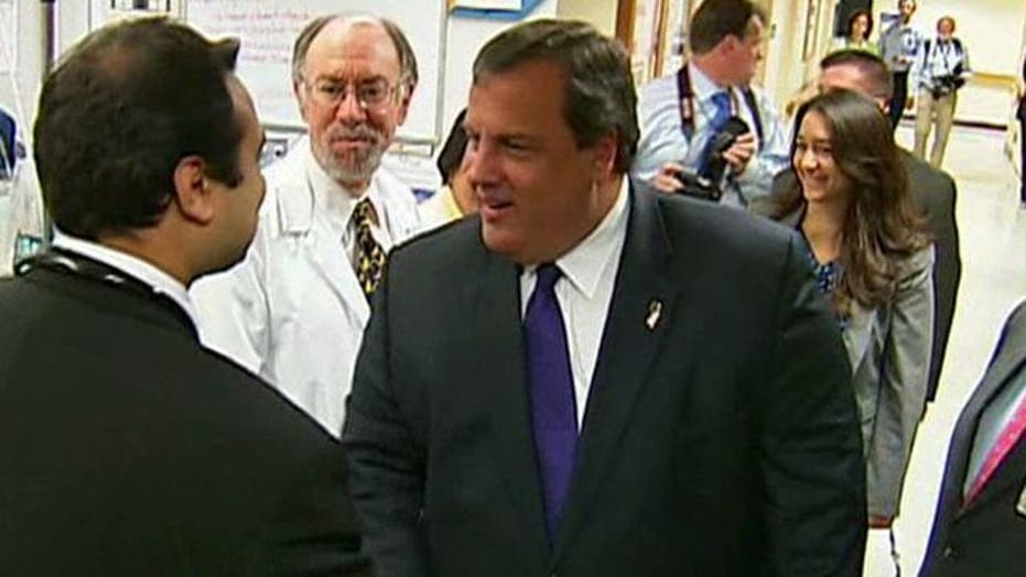 Can Christie Be Counted Out in 2012? Pt. 1