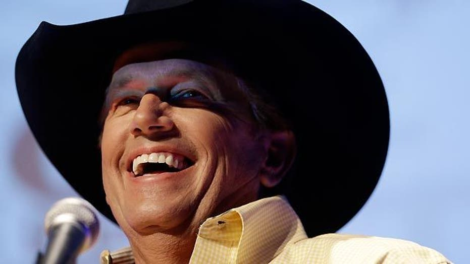 A Farewell Tour For George Strait