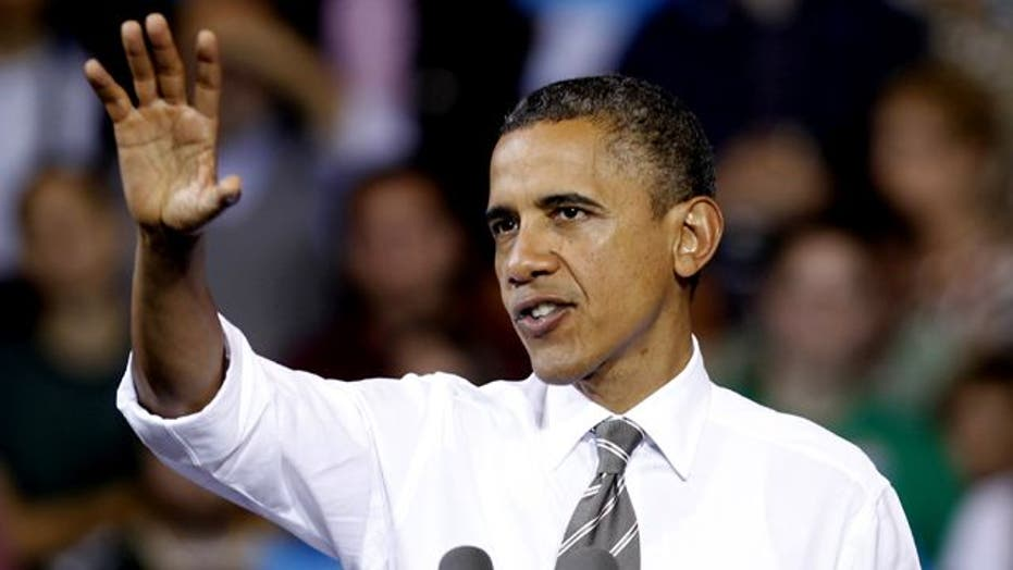 Are polls biased to boost Obama?