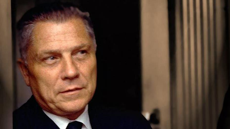 Could Jimmy Hoffa be buried under a Michigan driveway?