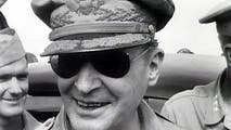 Five-star General Douglas MacArthur was a proud mixture of vanity and valor