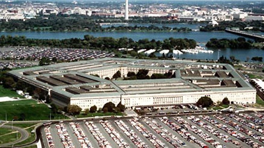 Massachusetts man allegedly eyed Pentagon, Capitol
