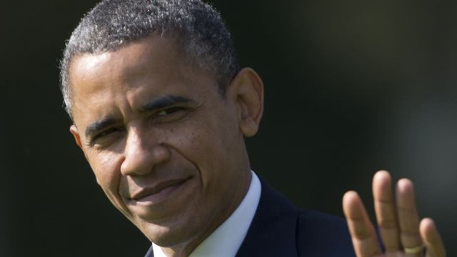 Troubling new poll numbers for Obama's campaign?