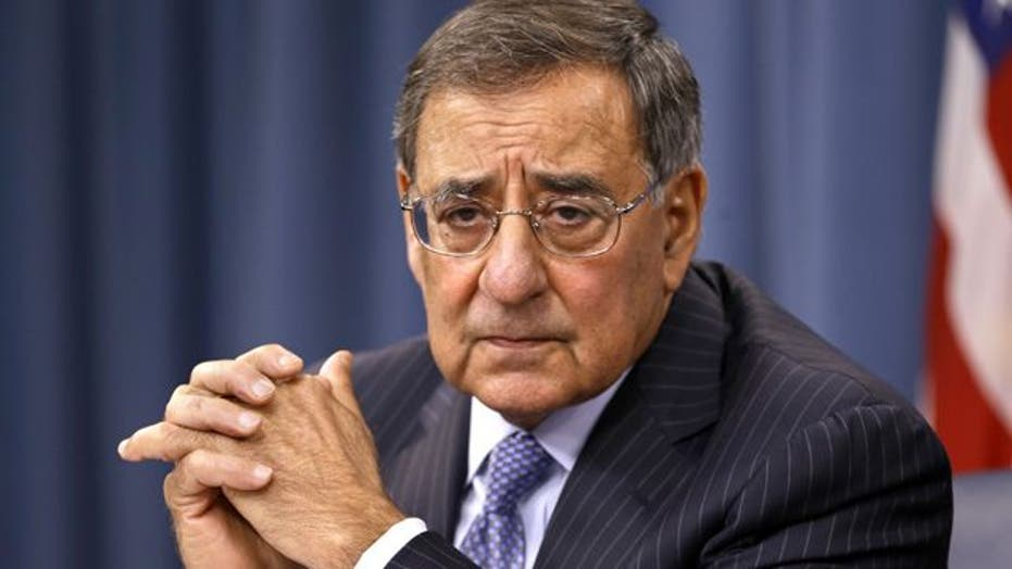 Panetta: Intel. shows Syria moving some chemical weapons