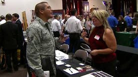 One-of-a-kind free job fair for veterans