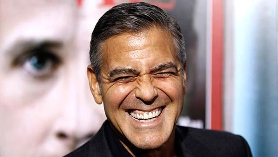 George Clooney Wants Gingrich to Star in Film