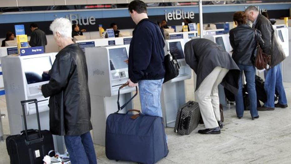 Why is your airline ticket so expensive?