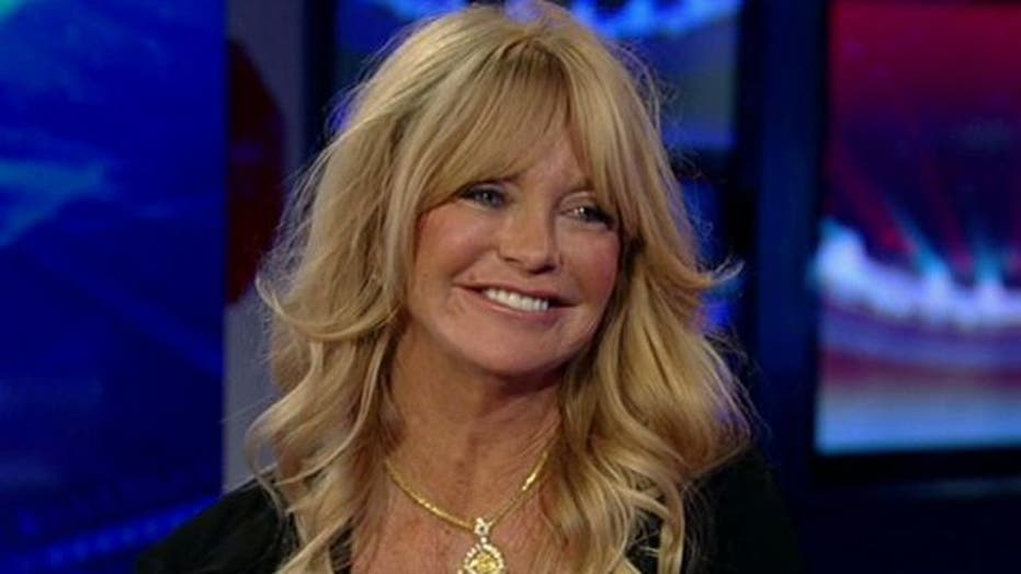 Goldie Hawn on 'Hannity'