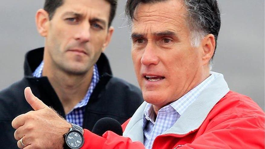 Team Romney embraces choice election, narrow race in Nevada and expectations game