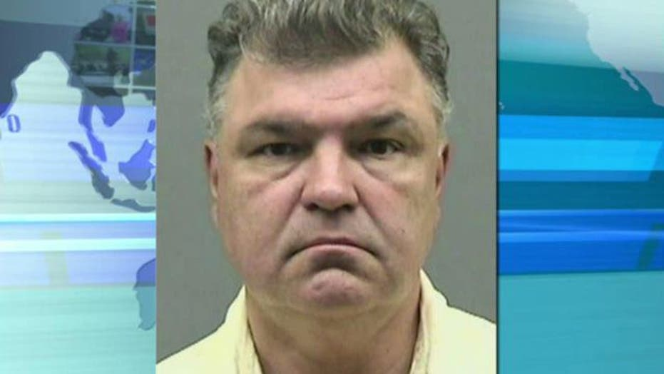 Florida teacher charged in murder-for-hire plot