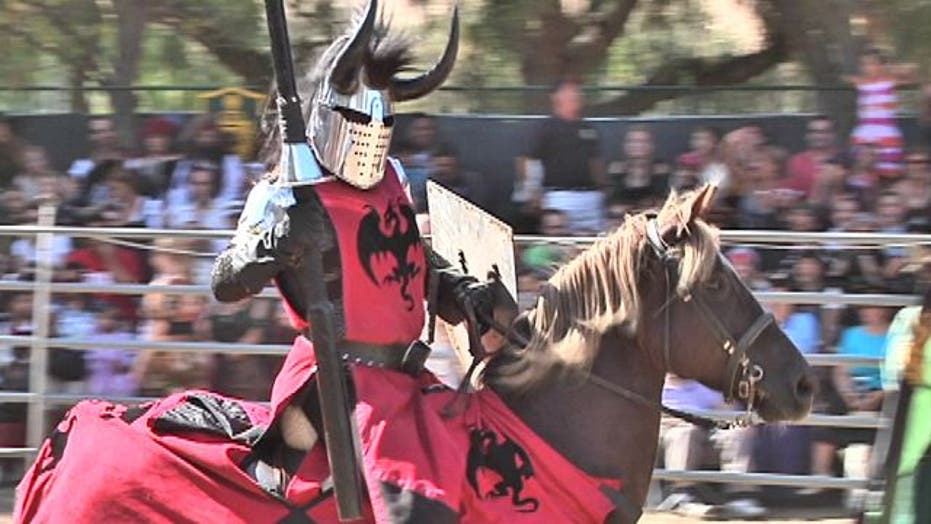 Take at trip back in time to the Renaissance Faire