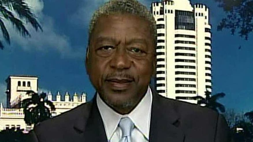 Fred Smith, Robert Johnson on 'Fox News Sunday'