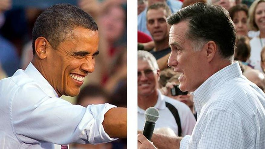 Obama looks to restore stature on foreign policy, Romney to focus on high price of Obama policies