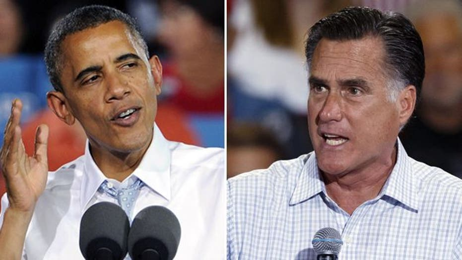 What must Romney accomplish at first debate?