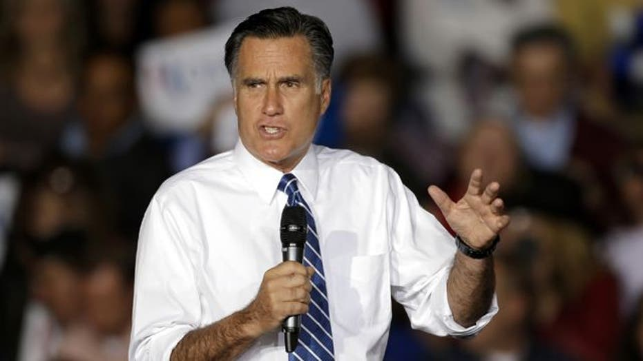 What does Romney need to do to have a good debate?