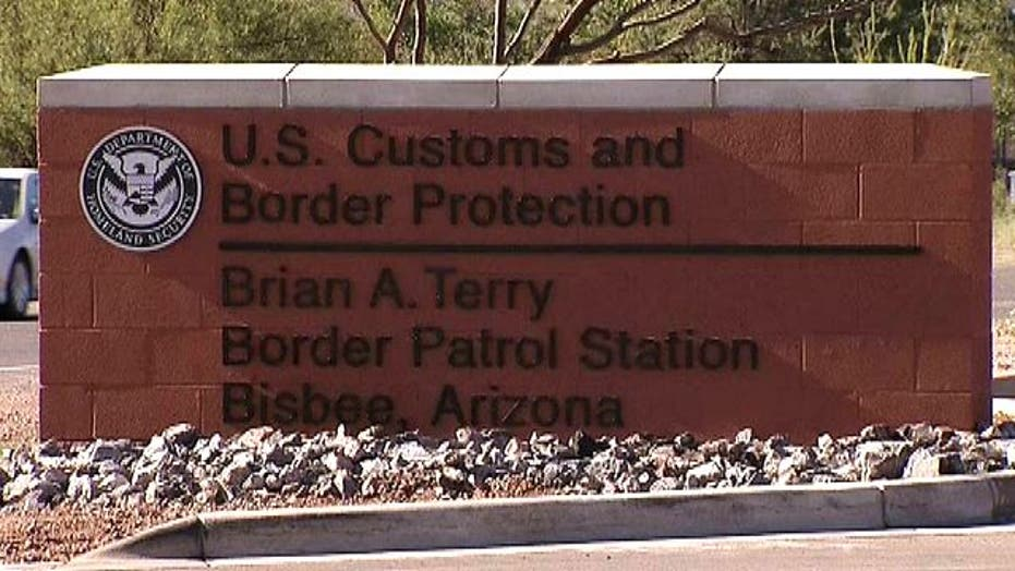 US border agent killed at station named for fallen colleague
