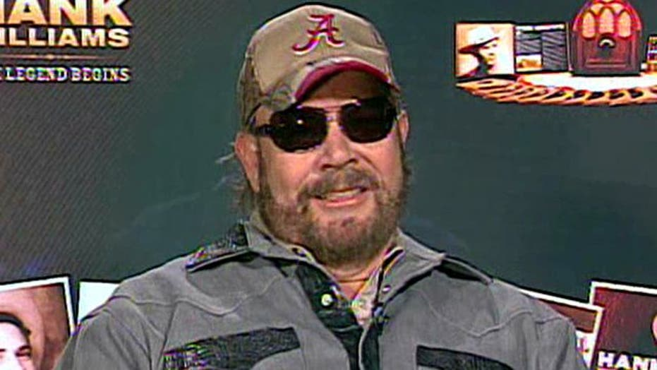 Hank Williams, Jr. Rates 2012 GOP Field