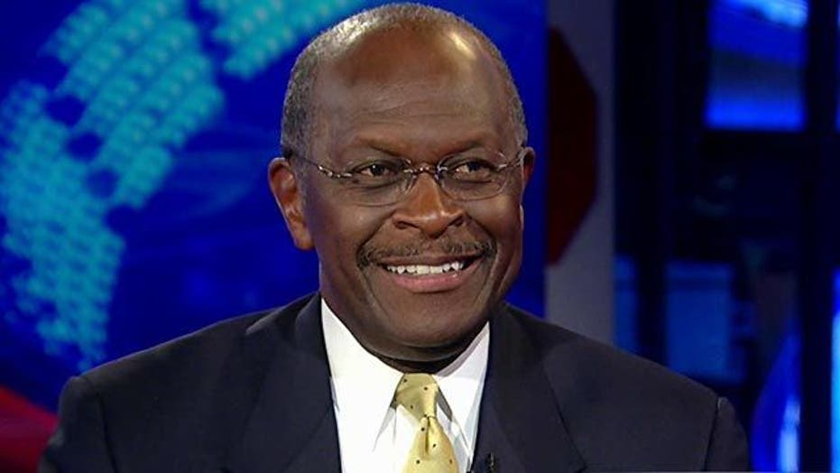 'This Is Herman Cain'