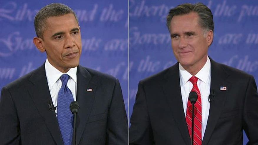 Part 1 of the first presidential debate