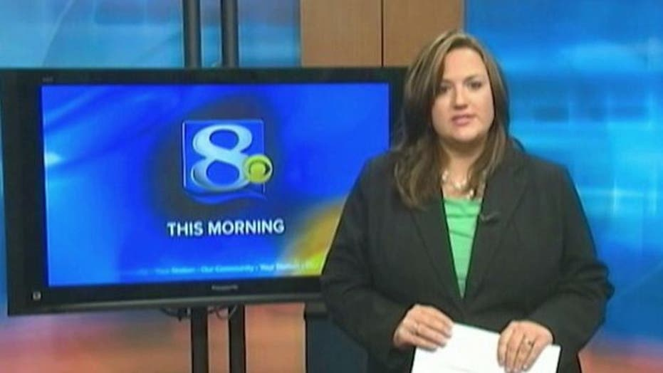 Anchor responds to viewer who called her fat