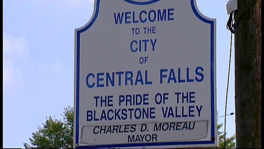 Effort to revive Central Falls, R.I.