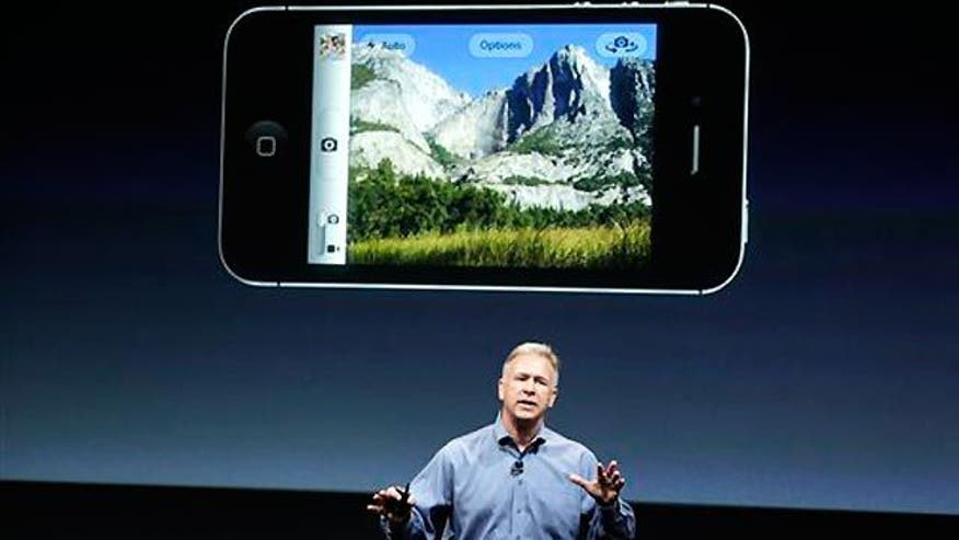 Phone has faster processor, more powerful camera