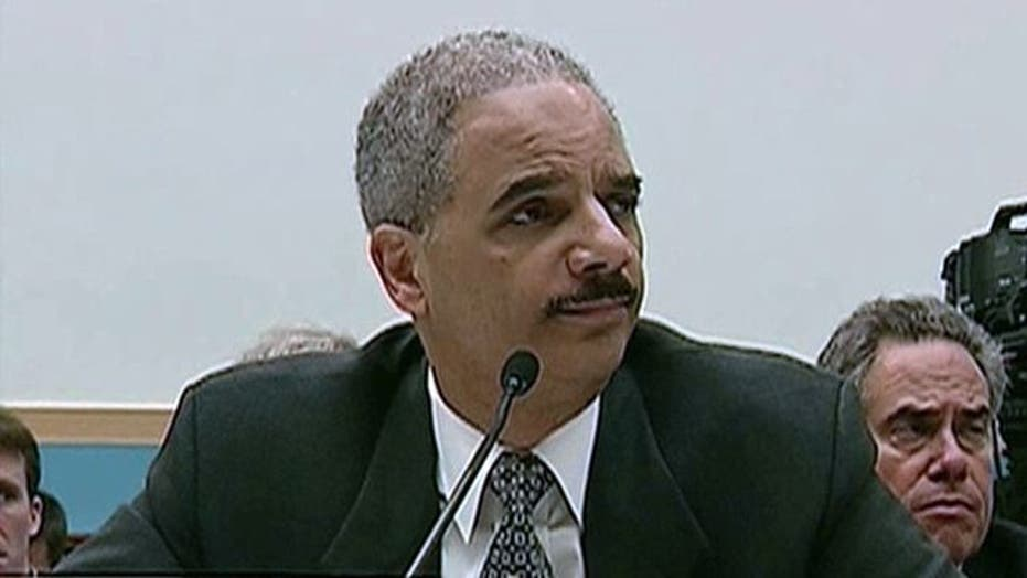 Investigation into Holder's Fast and Furious Testimony