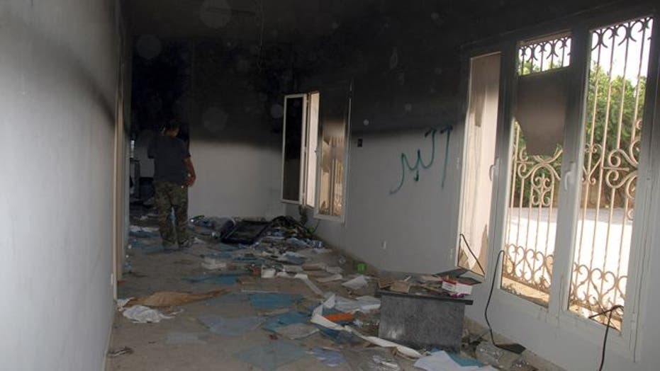 FBI agents on the ground at US Consulate in Benghazi