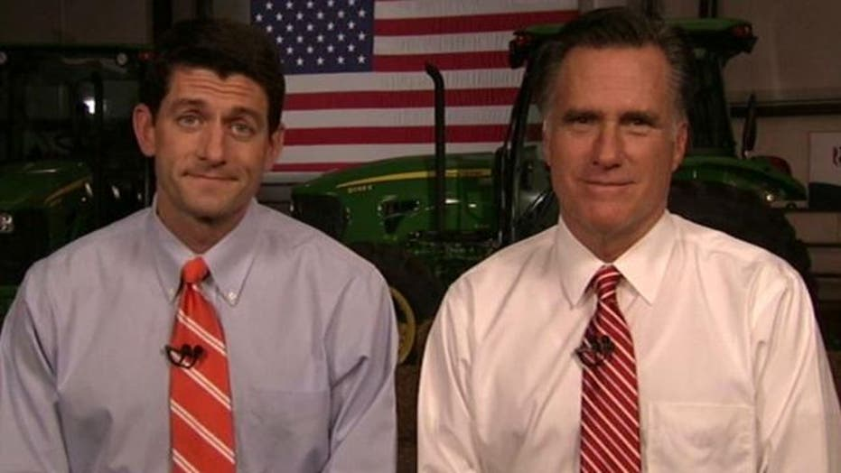 Exclusive: Mitt Romney and Paul Ryan on 'Hannity,' Part 1