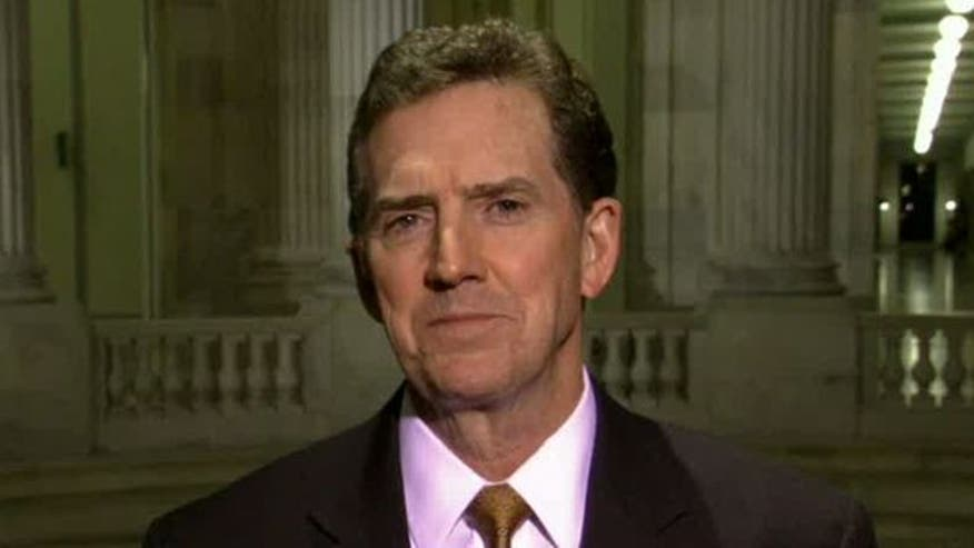 South Carolina Senator Jim DeMint weighs in on GOP hopefuls, new poll numbers