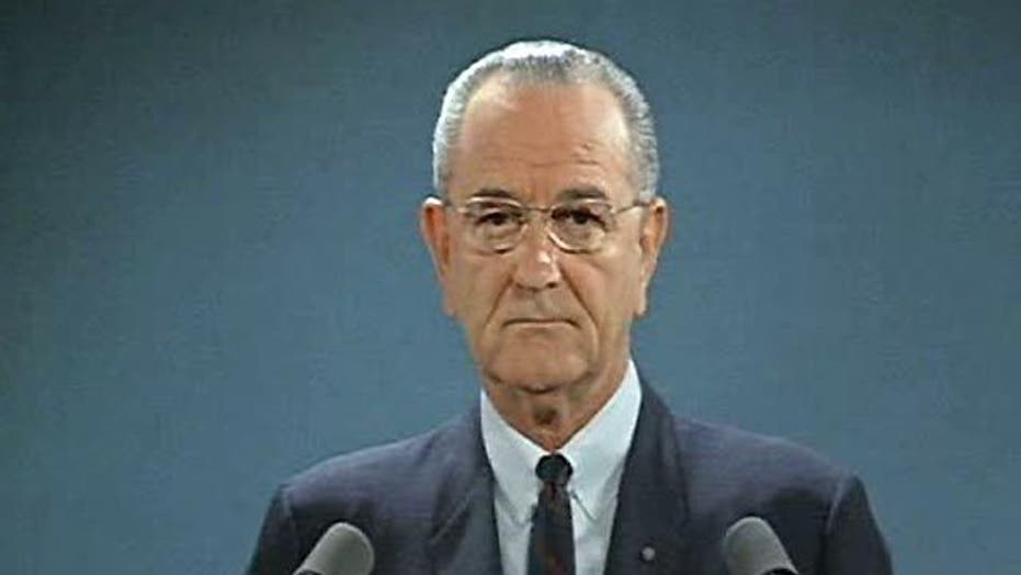 The Life and Times of Lyndon Baines Johnson