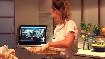 Foxnews.com's Meg Baker checked out some new innovative ways to use video chatting to work out remotely, refine a recipe, manage your virtual design studio, find your style and much more with the help of next generation technology.