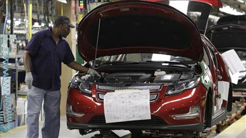 On the Job Hunt: Auto industry on the rebound