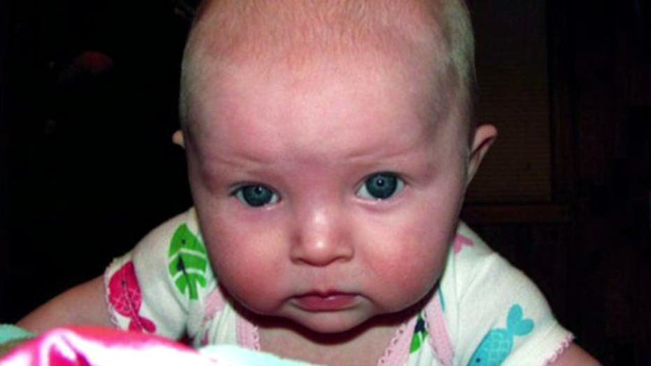 Father Pleads for Information on Missing Baby