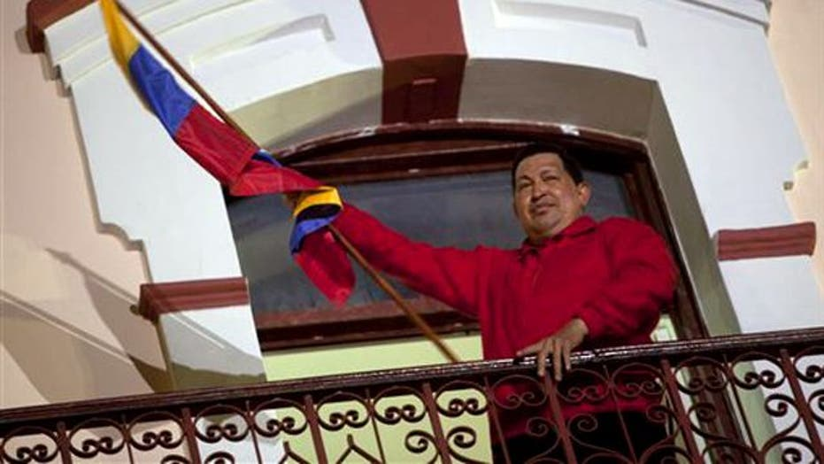 Allegations of voter fraud in Chavez re-election victory