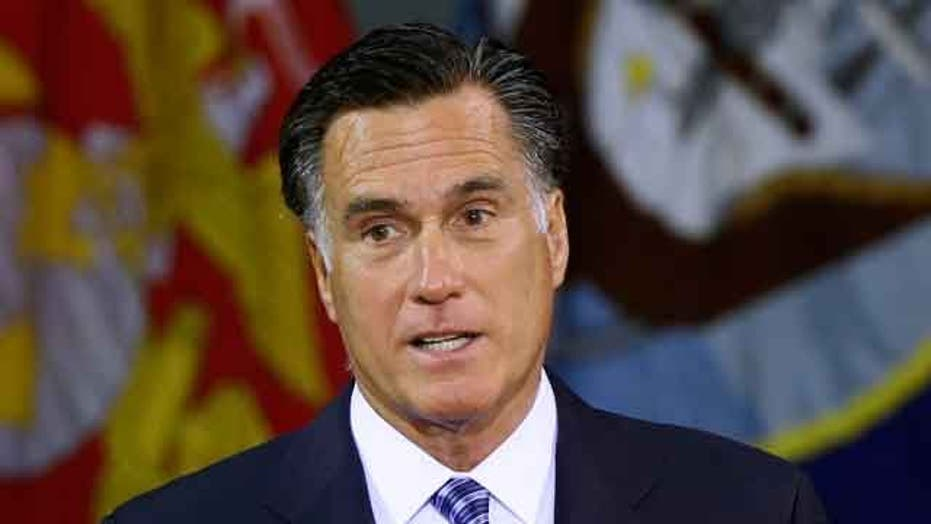 Romney: Libya attacks were not an 'isolated incident'