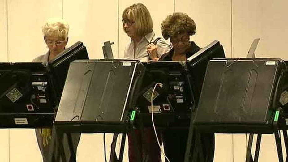 Early voting in Ohio involved in three lawsuits