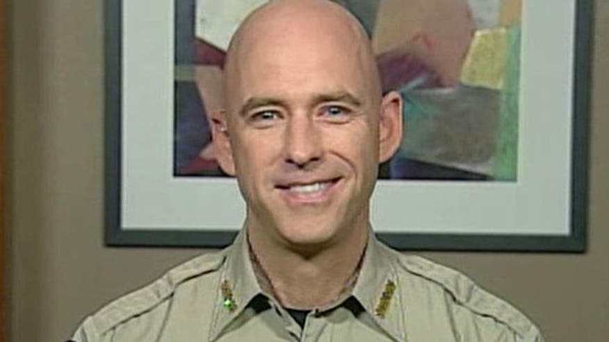 Pinal County Sheriff Paul Babeu on push for probe into attorney general's testimony