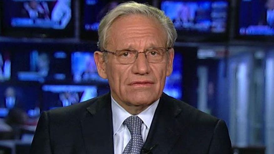Author Bob Woodward weighs in