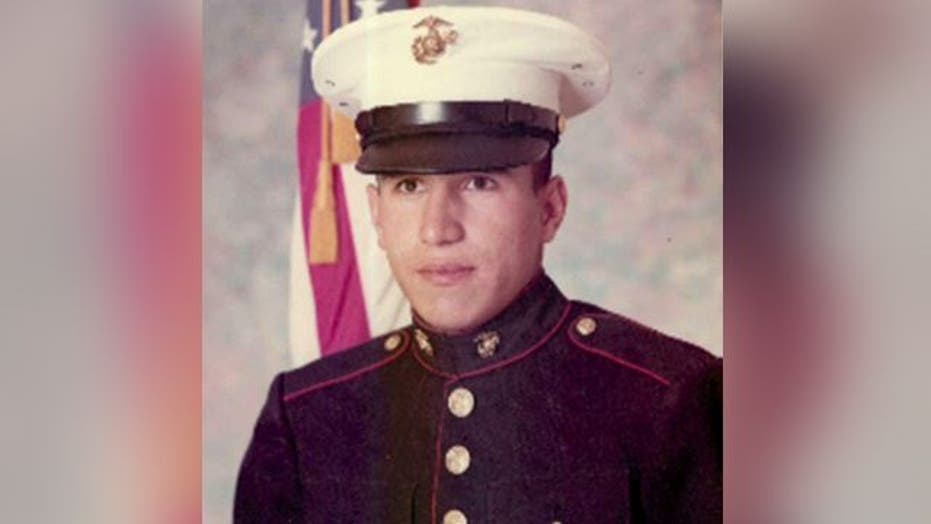 Marine missing since 1975 laid to rest