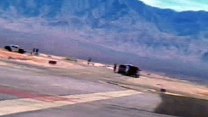 Deadly sky diving accident in Nevada