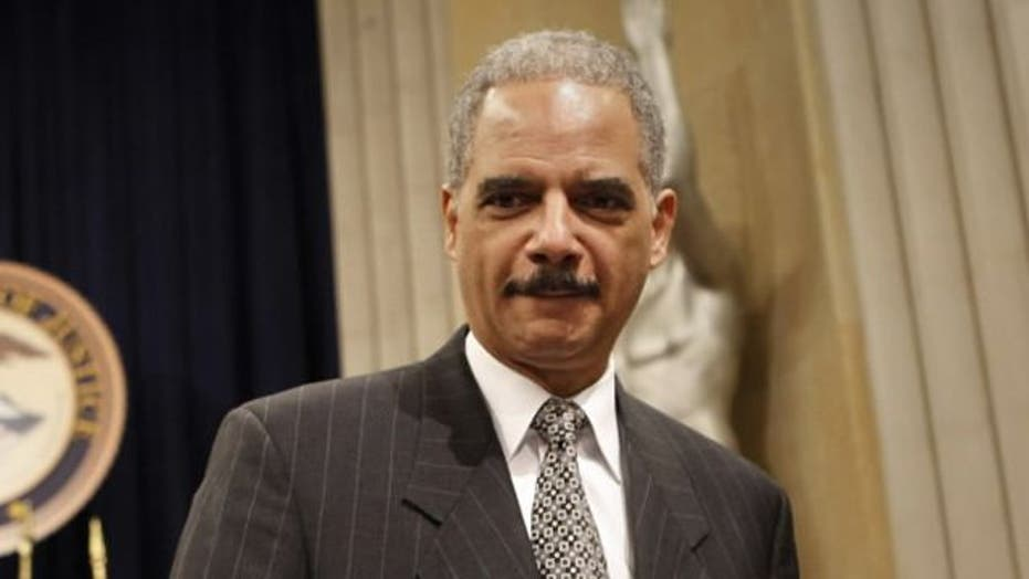 A 'Fast and Furious' Resignation for Holder?