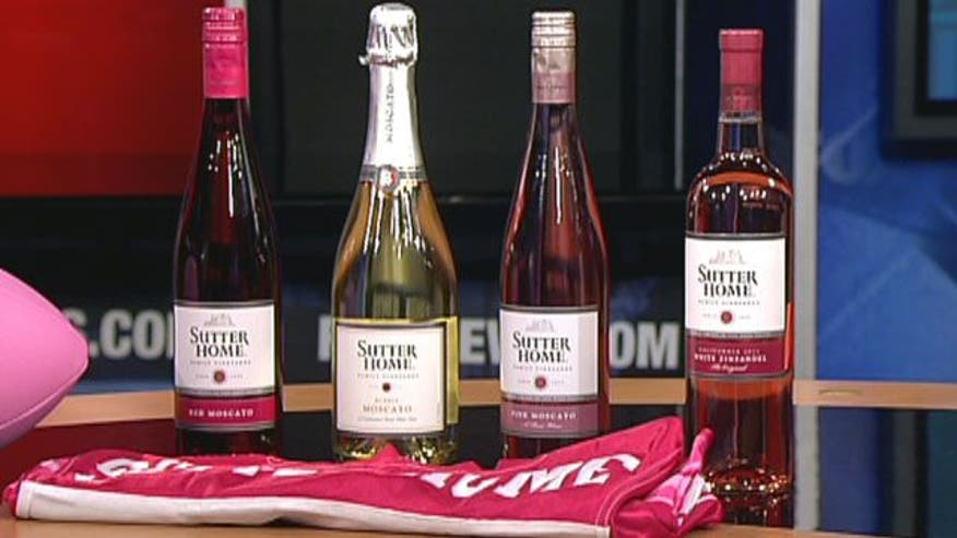 Sutter Home talks about pairing their wines with award winning burgers, a newly launched Red Moscato, and raising one million dollars for breast cancer research with their Capsules for Hope campaign.
