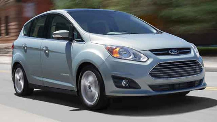 Fox Car Report checks out the 47 mpg 2013 Ford C-Max Hybrid