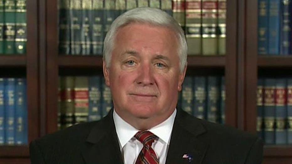 Gov. Corbett: We are going to live within our means in Pa.